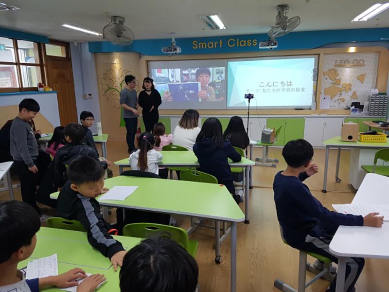 東京都世田谷区立東玉川小学校の事例の画像