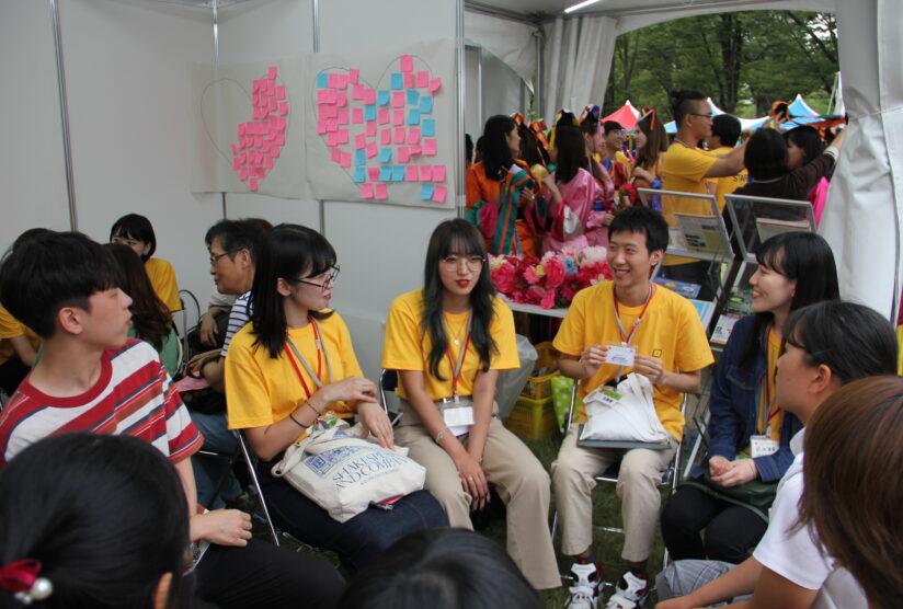 相互理解と信頼関係を築く日韓交流の架け橋にの画像